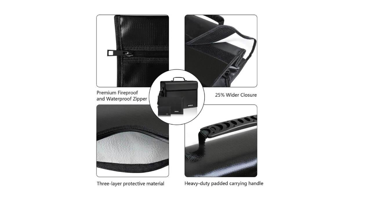 XL Bag Capacity