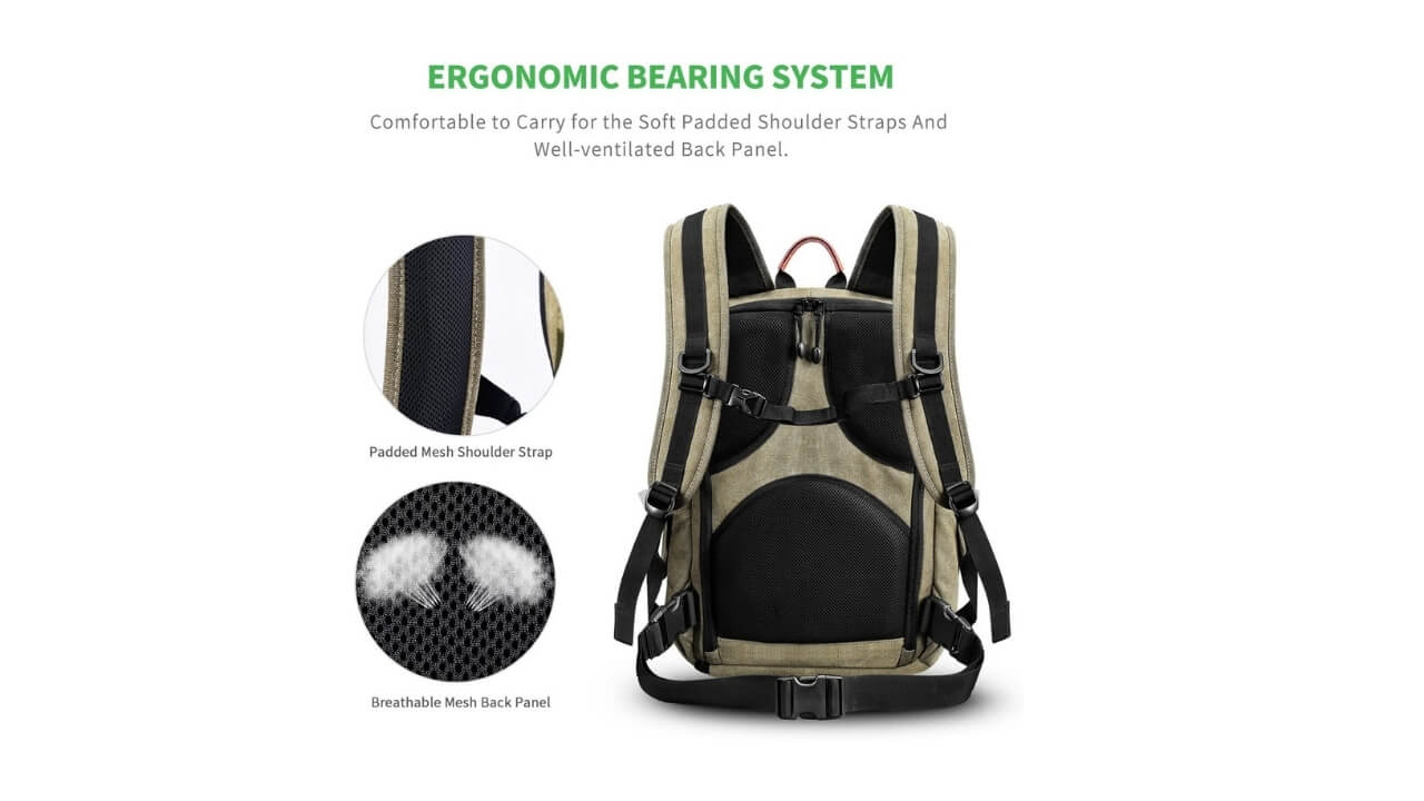 Zecti Backpack