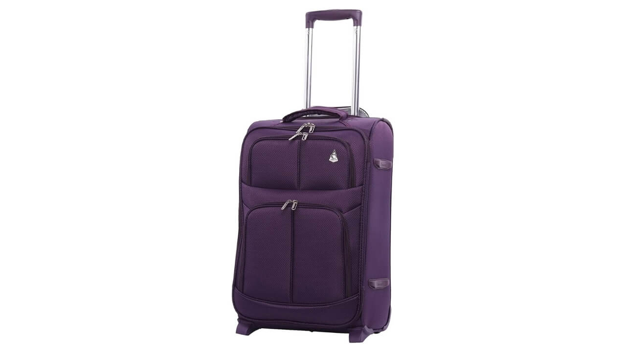 Aerolite Best Suitcase For Suits
