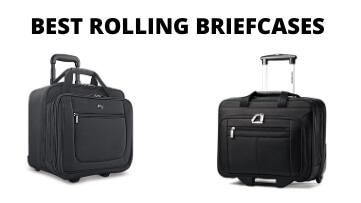 Best Rolling Briefcase