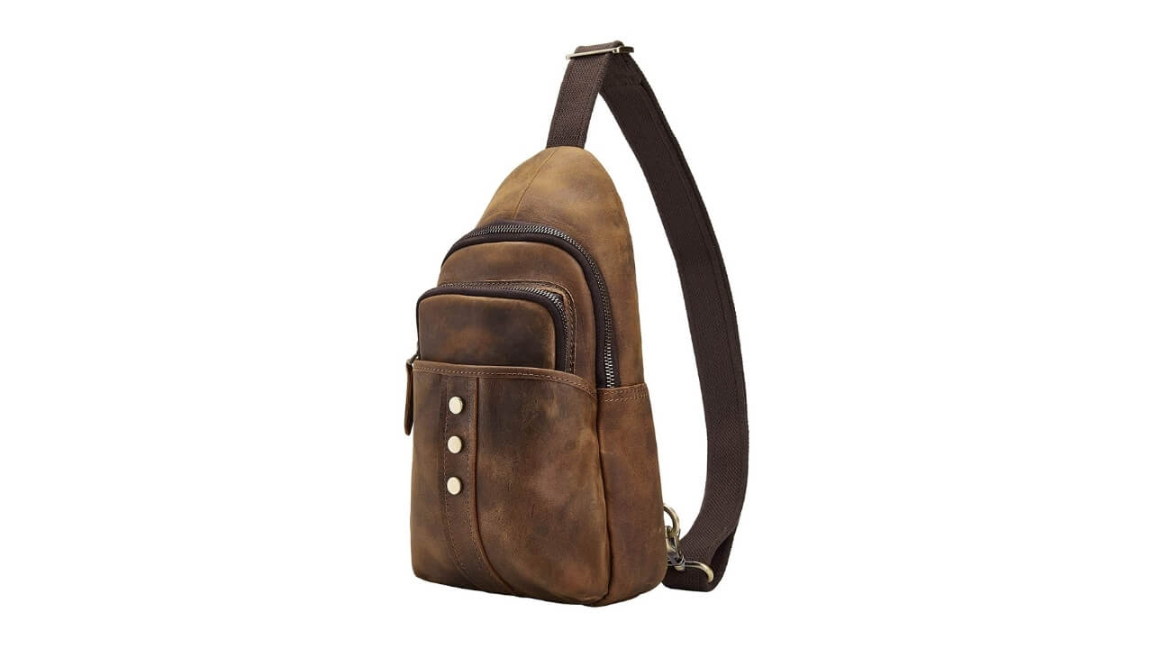 Brass Tacks Best Concealed Carry Sling Bag