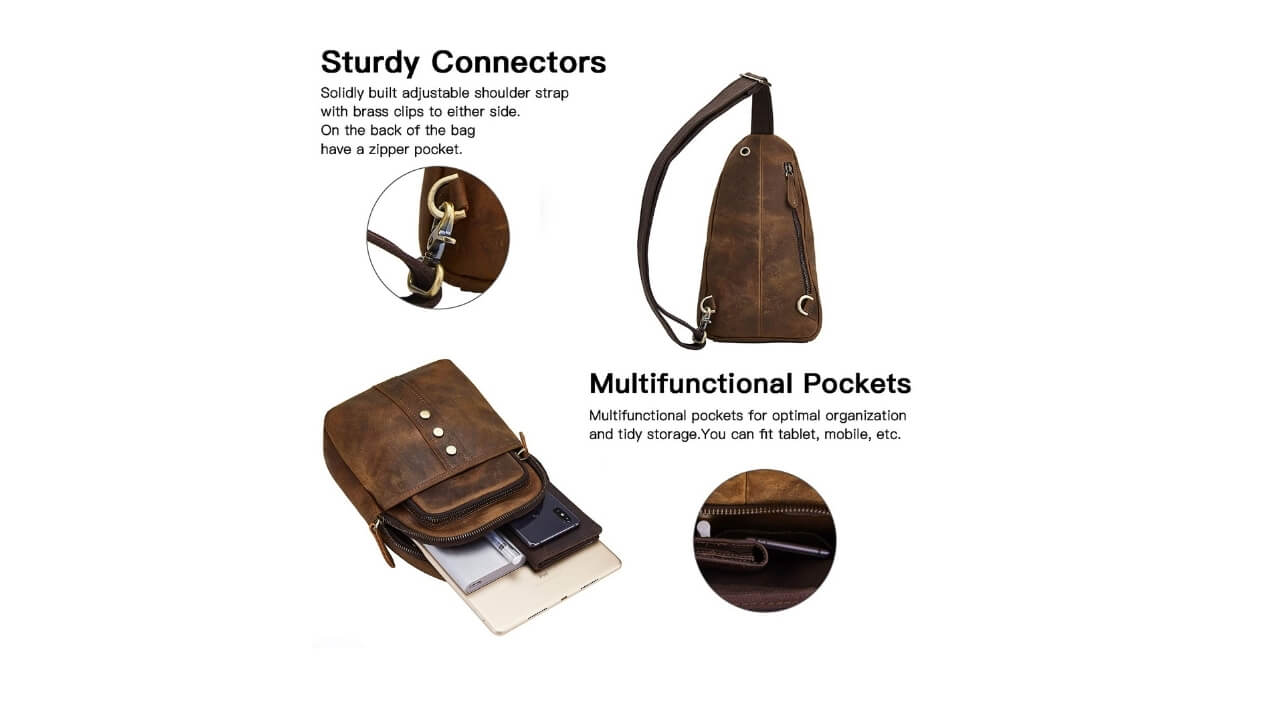 Brass Tacks Best Sling Bag