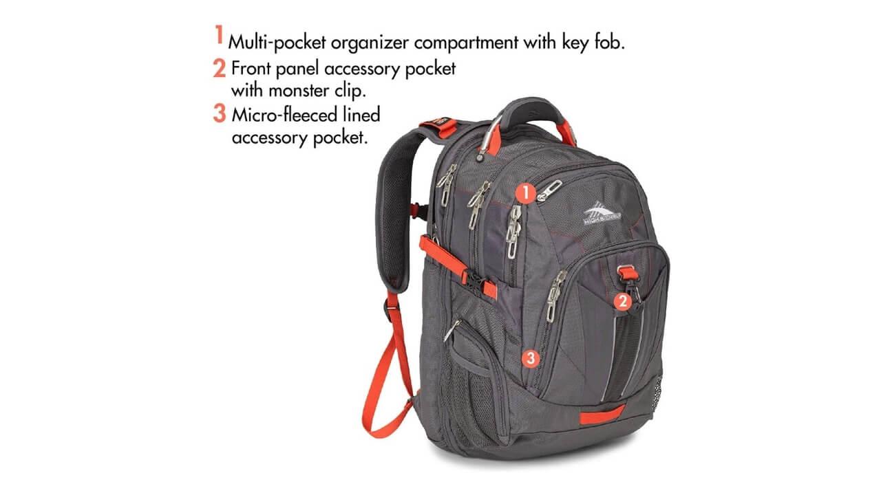 High Sierra XBT-TSA Backpack