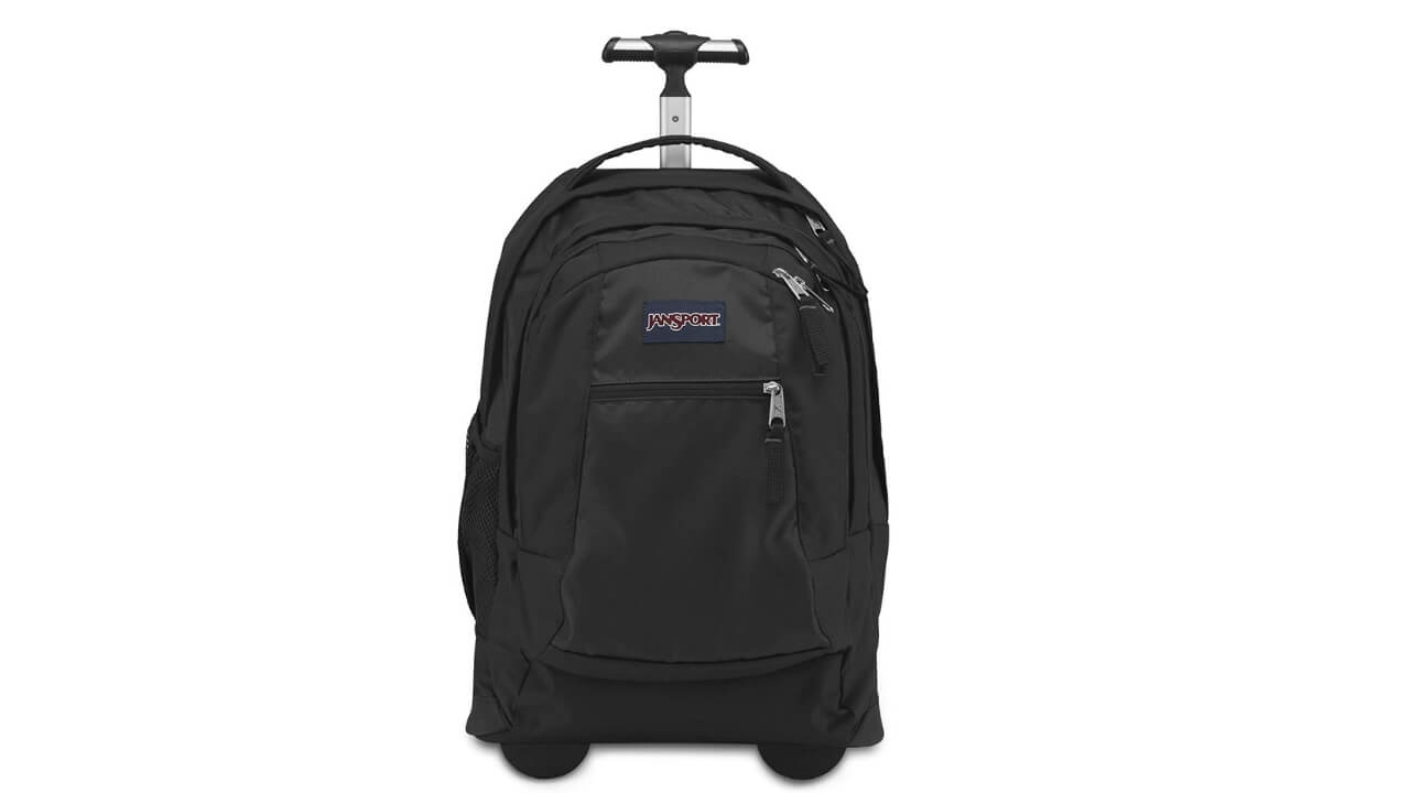 Jansport Best Rolling Backpack For Travel