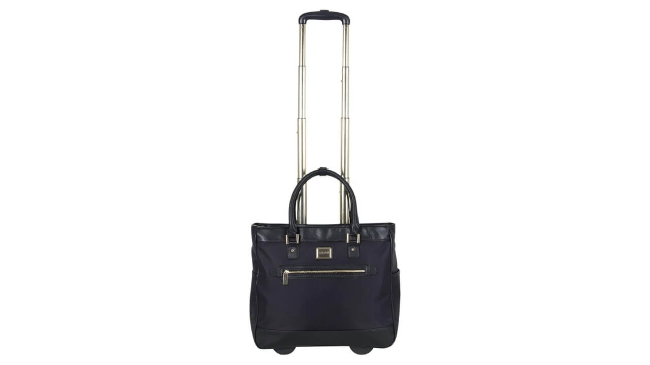 Kenneth Cole Reaction Runway Best Rolling Briefcase