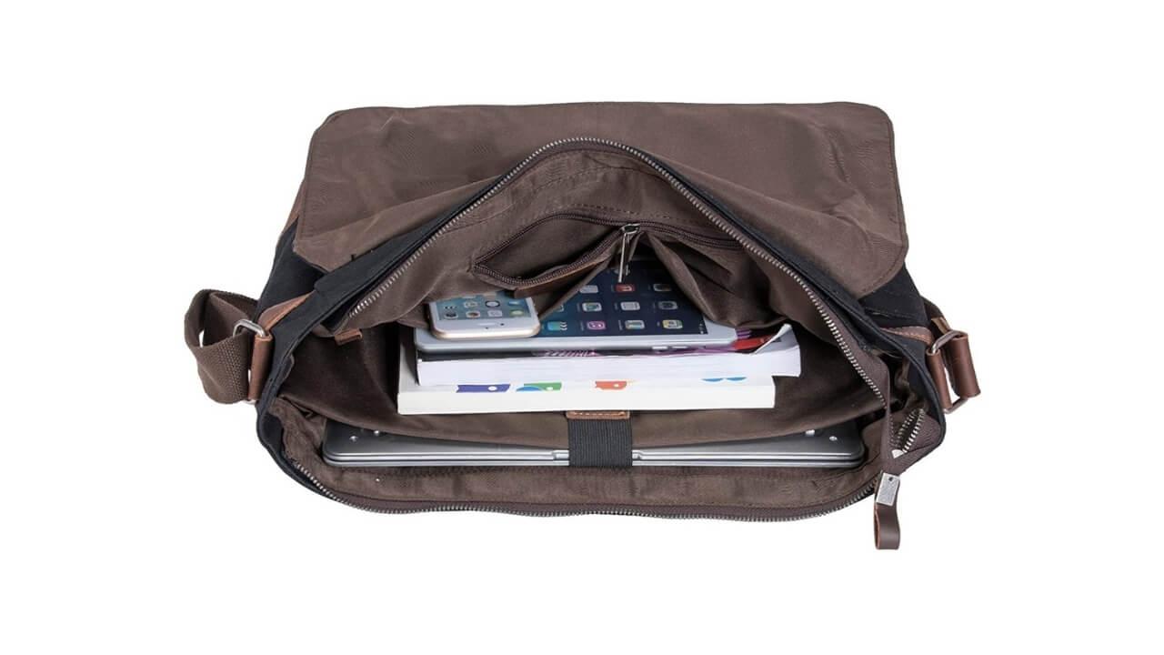 Peacechaos Waterproof Messenger Bag