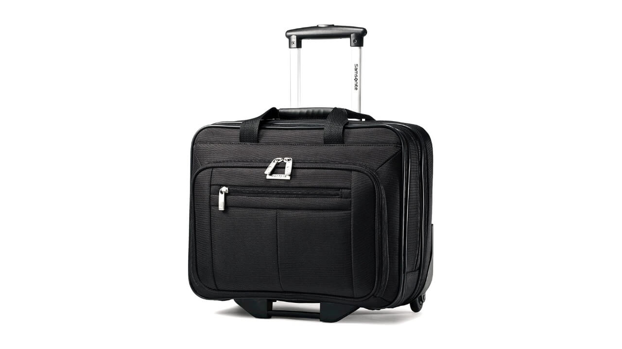 Samsonite Best Rolling Briefcase