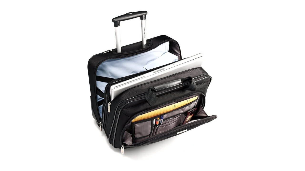 Samsonite Best Rolling Case