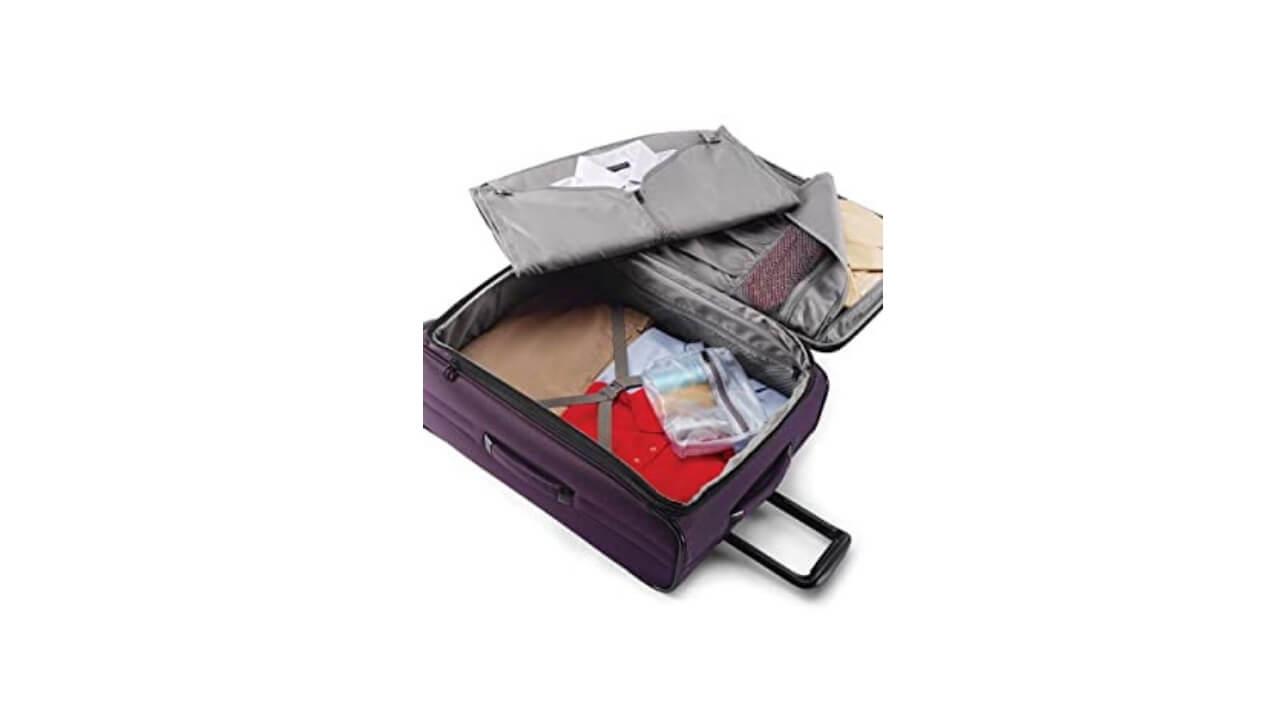 Samsonite Suitcase For Suits