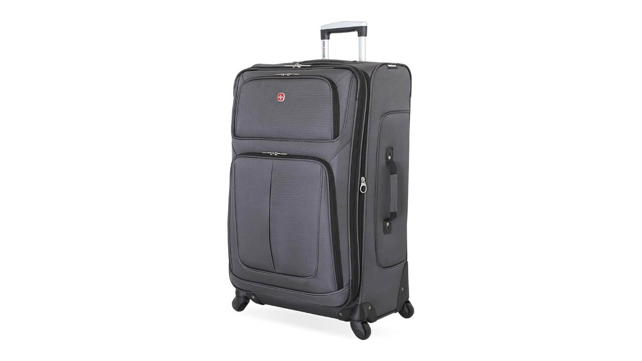 Swissgear Best Suitcase For Suits