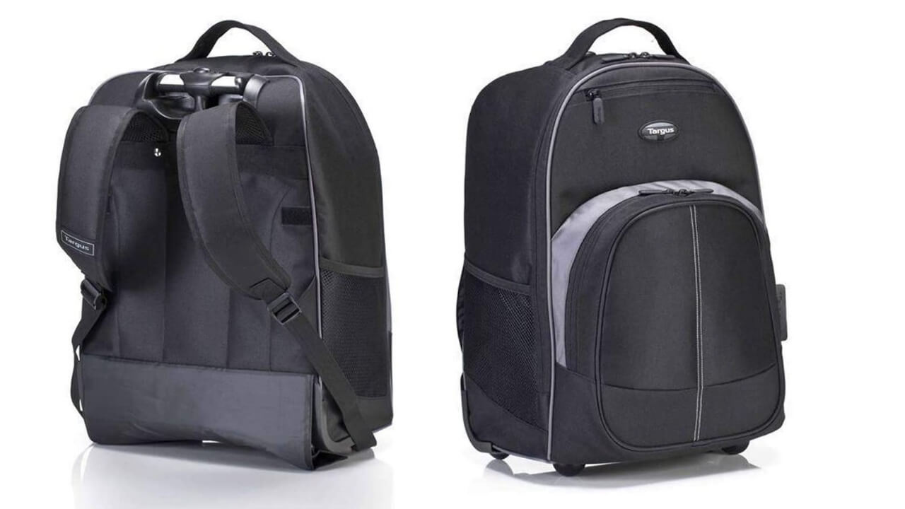 Targus Best Rolling Backpack