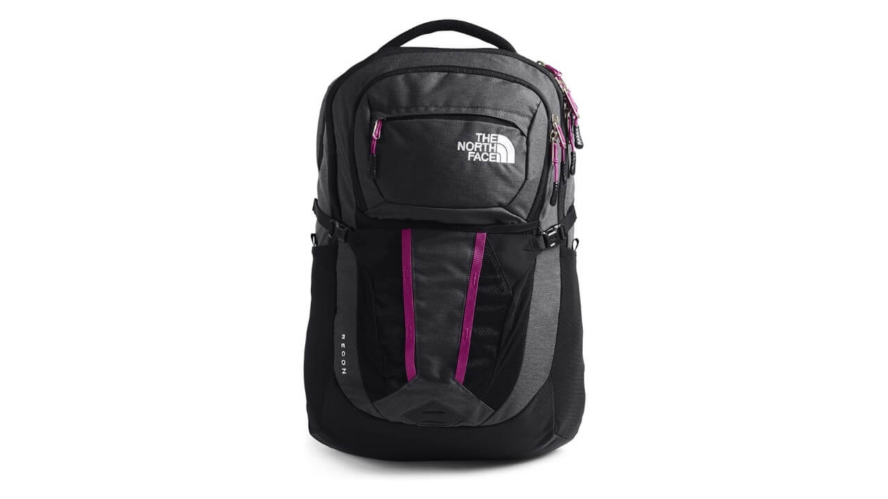 The North Face Recon Best Laptop Backpacks For Women
