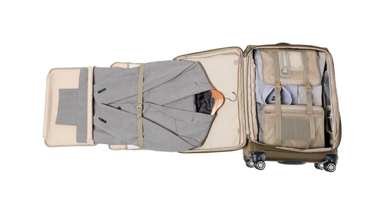 TravelPro Suitcase For SuitsTravelPro Suitcase For Suits