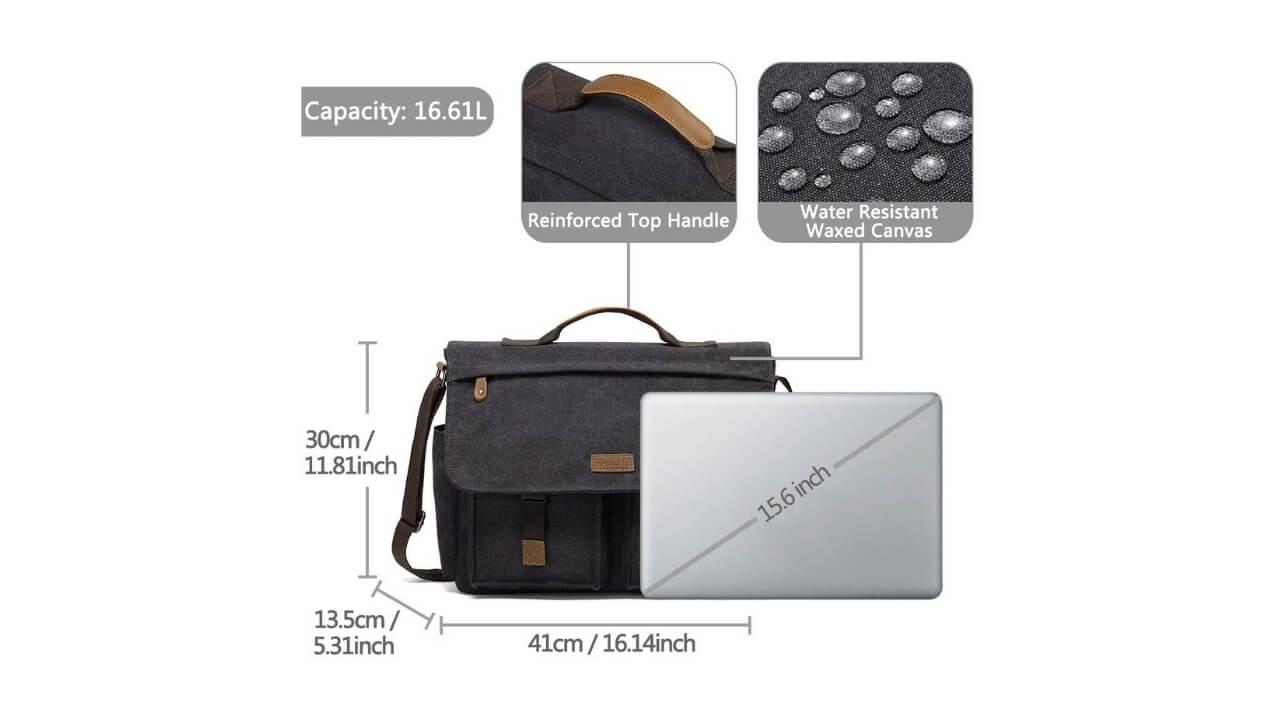 Vaschy Best Messenger Bag