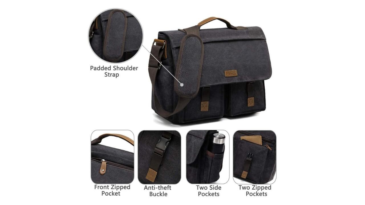 Vaschy Messenger Bag