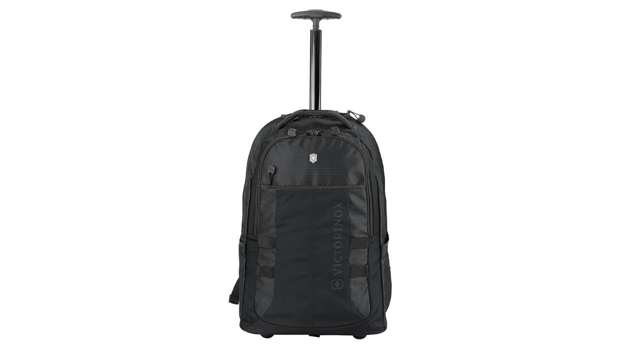 Victorinox Best Wheeled Backpack For Europe Travel