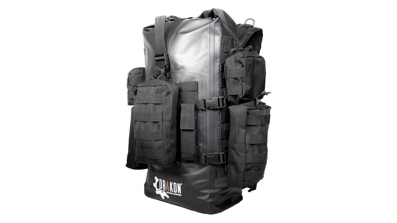 Drakon Outdoor Best Bug Out Bag