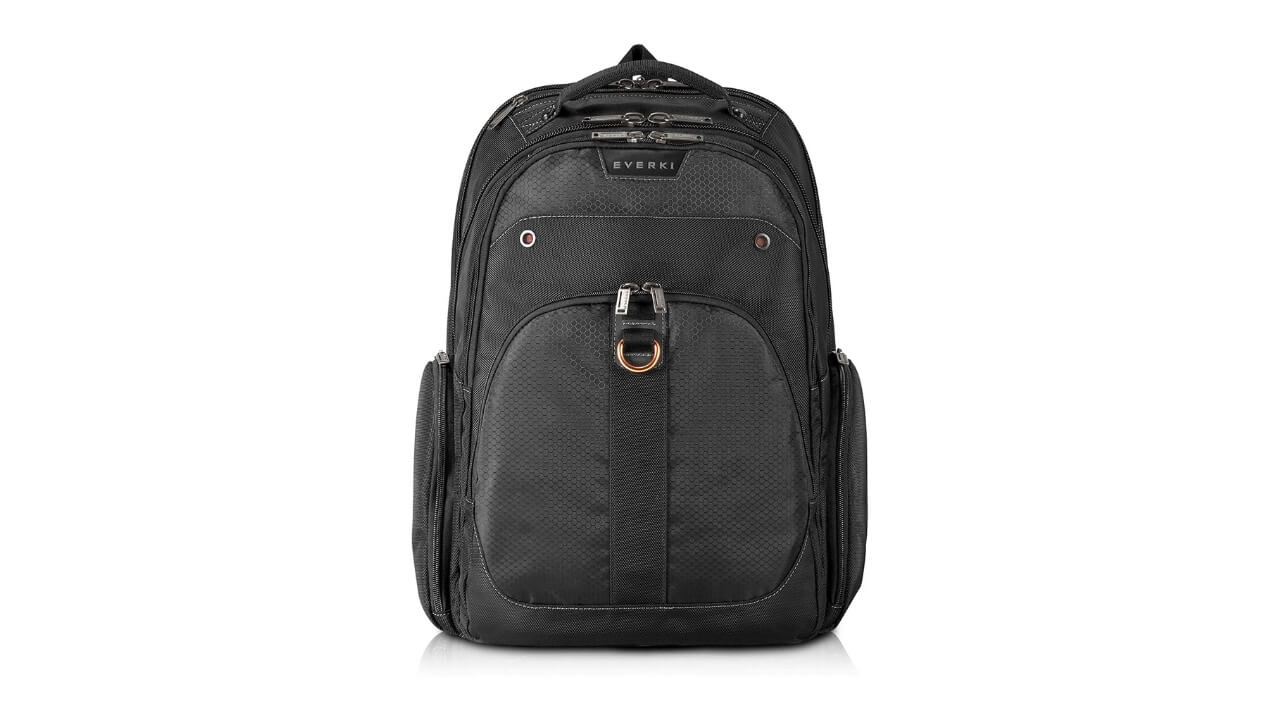 Everki Atlas Travel Friendly Best Backpacks For Back Pain