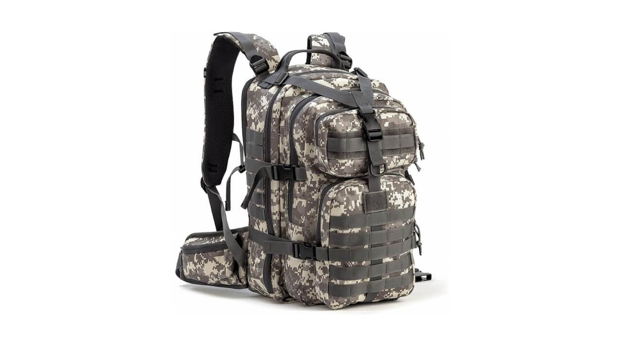 Gelindo Best Survival Backpack
