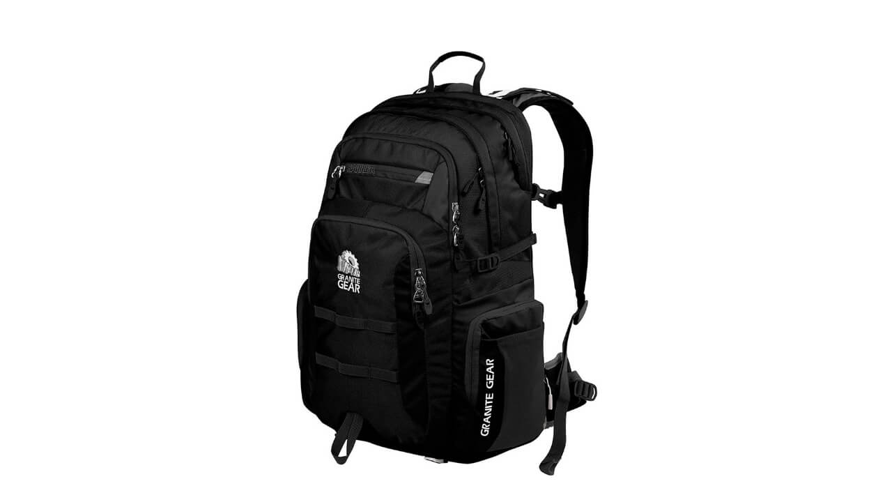 Granite Gear Superior Best Backpacks For Back Pain