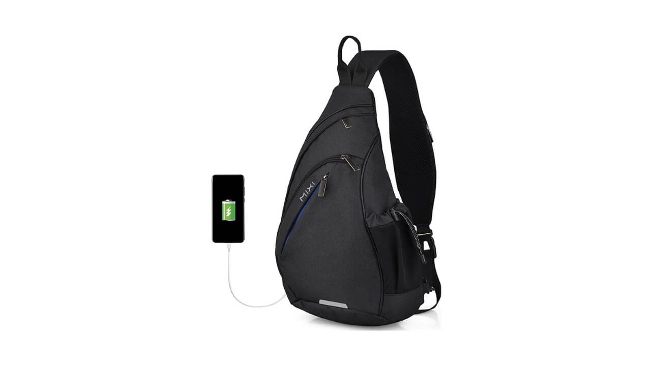 Hanke Best Single Strap Backpack