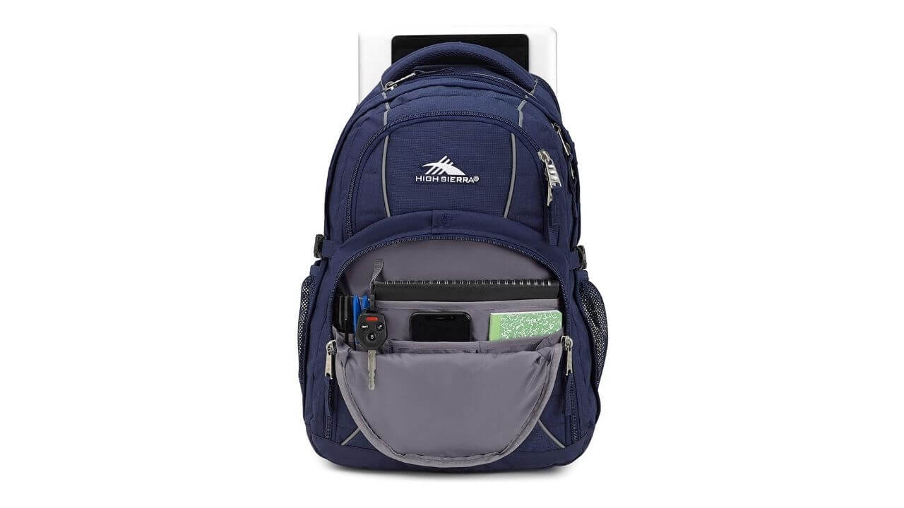 High Sierra Swerve Backpack For Law School