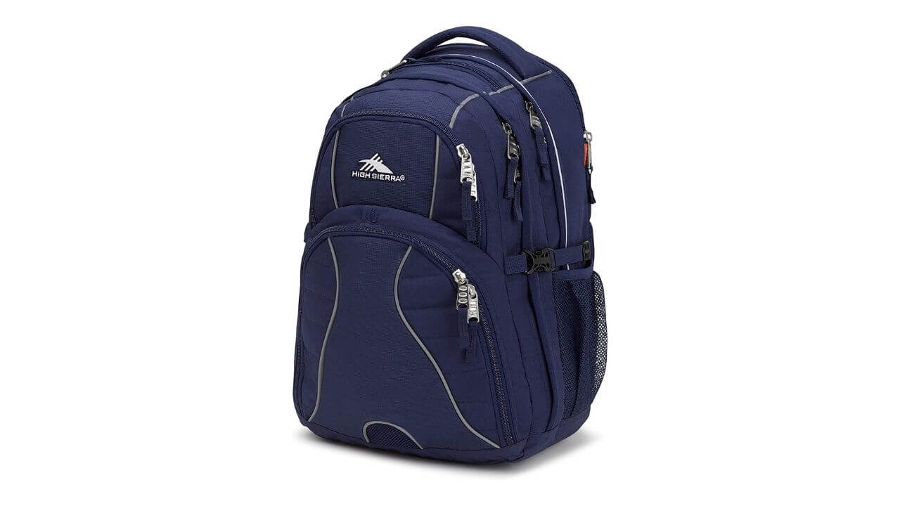 High Sierra Swerve Best Backpacks For Law School