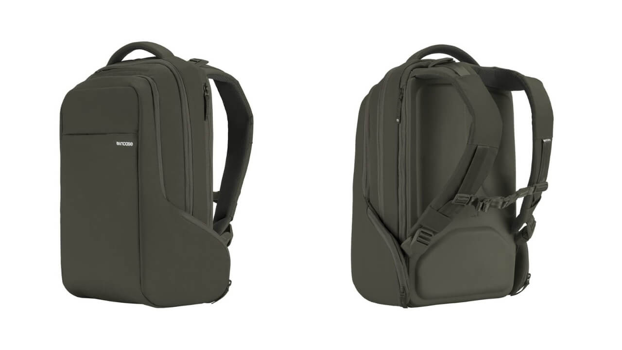 INCASE Icon Backpack Backpacks For Back Pain