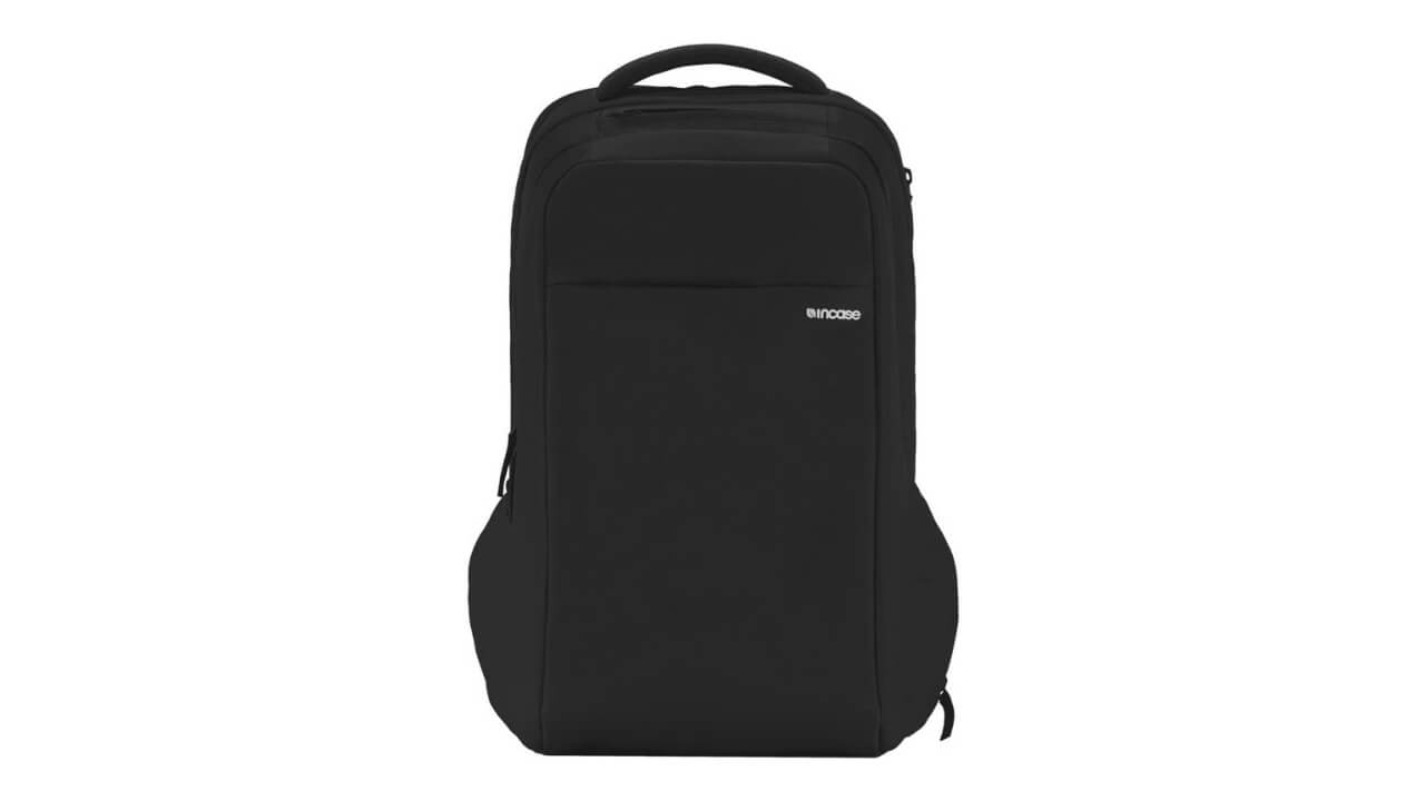 INCASE Icon Backpack Best Backpacks For Back Pain