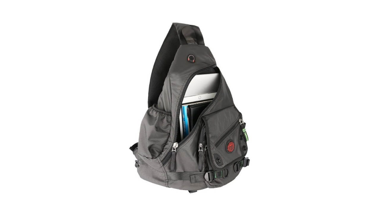 Kawei Knight Best Single Strap Backpack