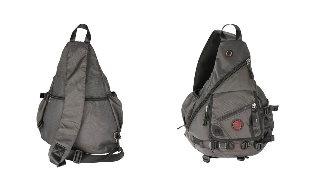 Kawei Knight Single Strap Backpack