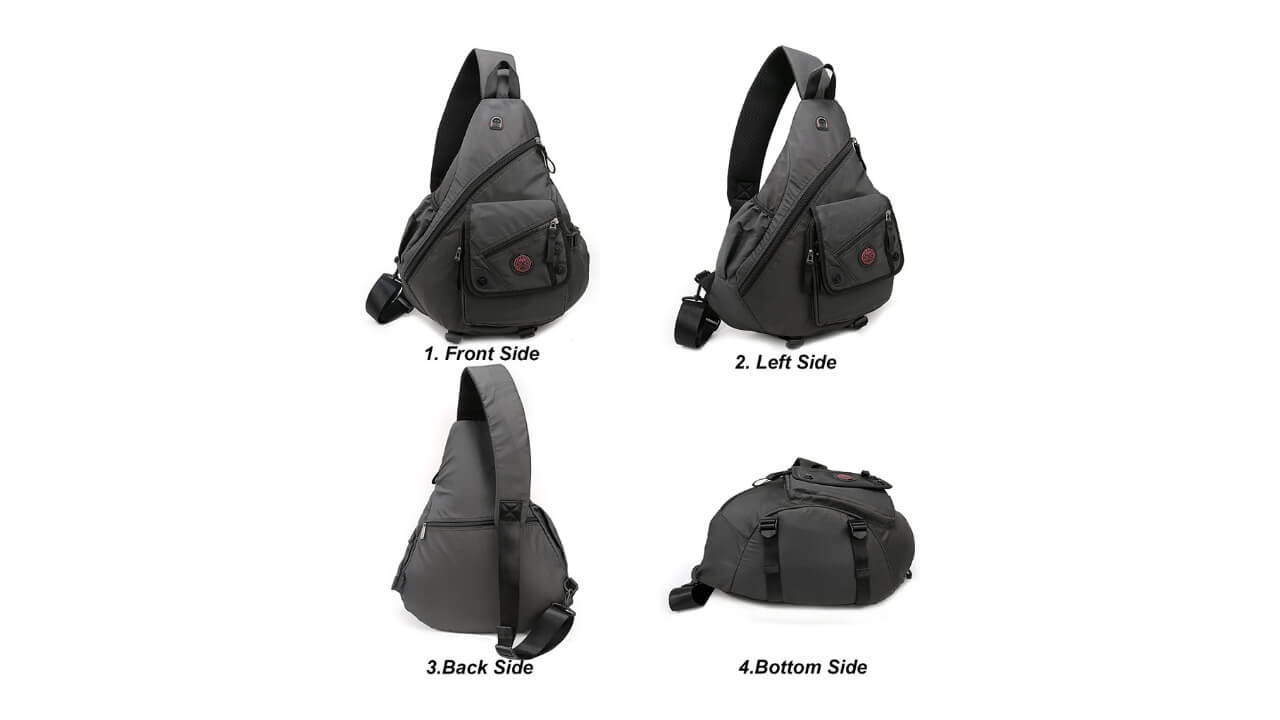 Lammok Single Strap Backpack