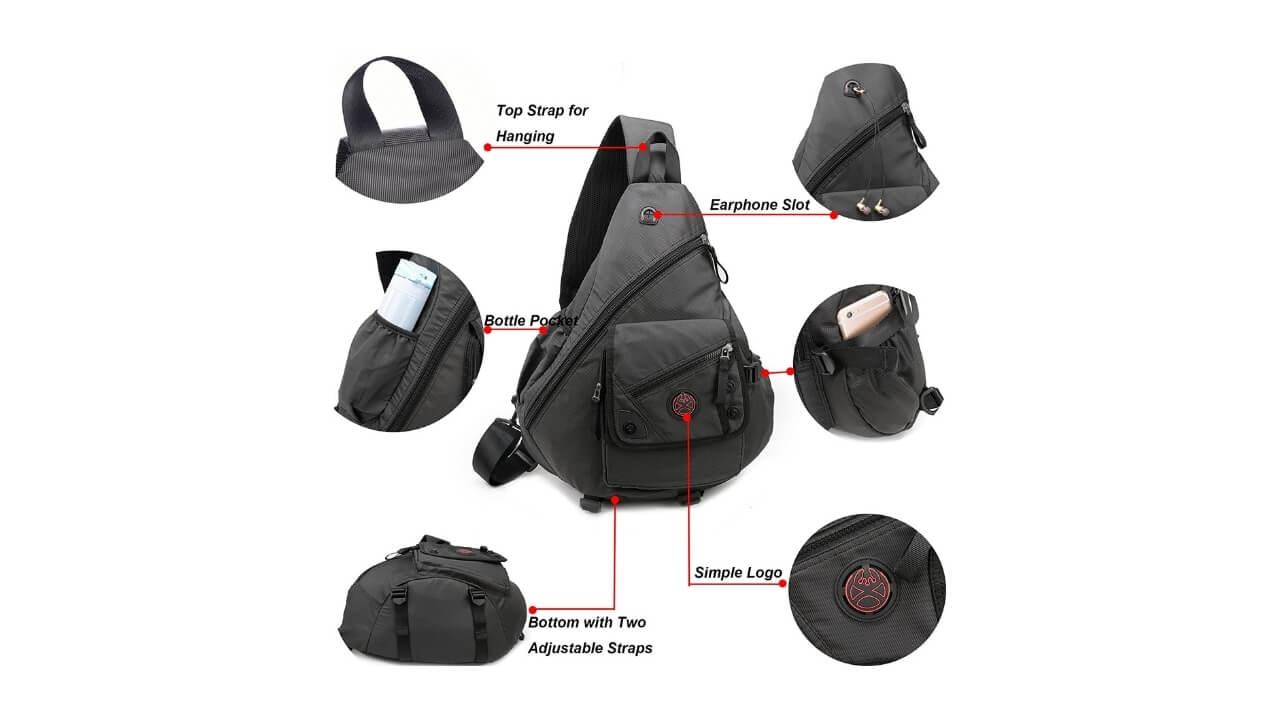 Lammok Sling Backpack