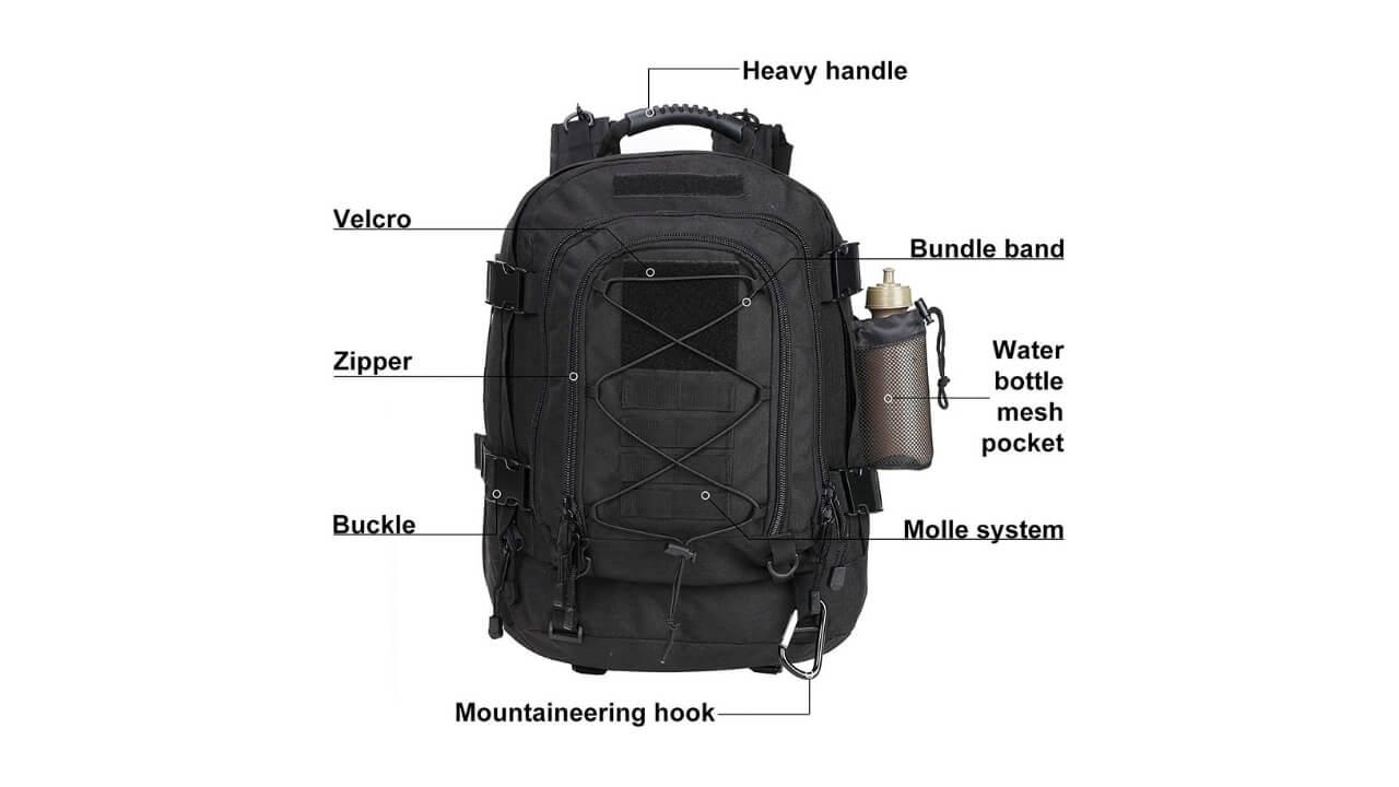Paladins Backpack