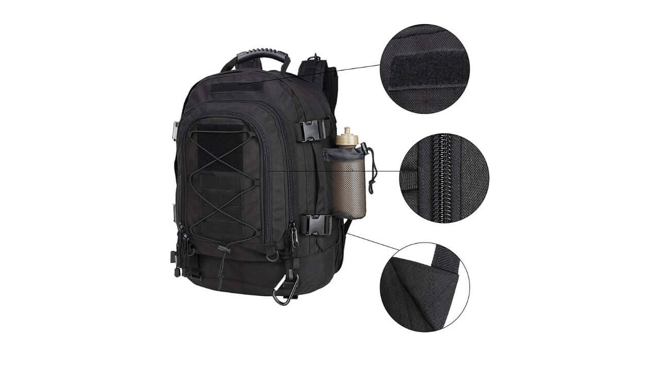 Paladins Survival Backpack