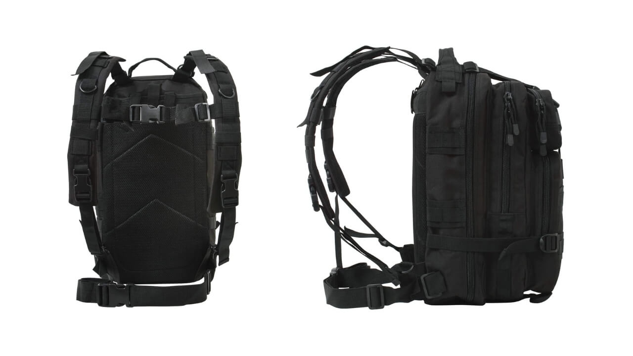 Rothco Camo Survival Backpack