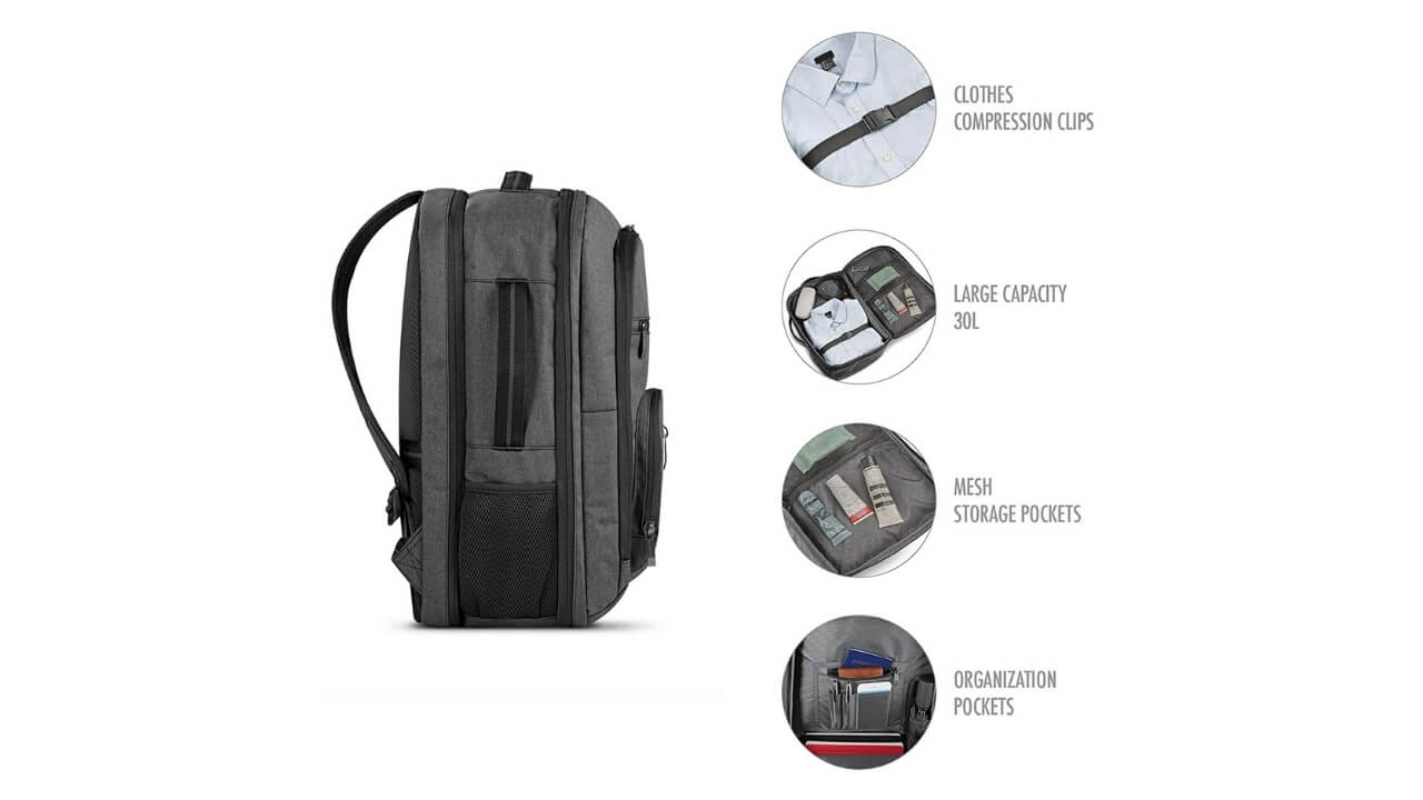 Solo New York Grand Backpack