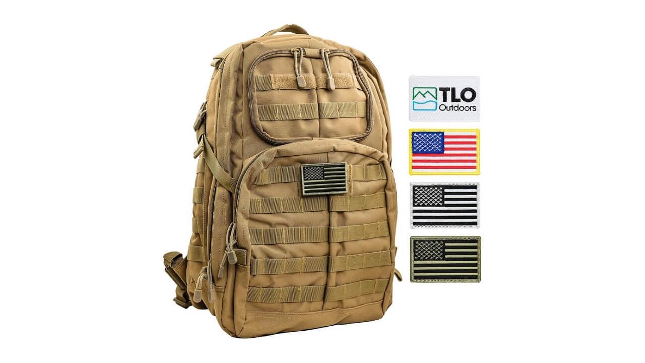 TLO Tacpacks24 Best Bug Out Bag
