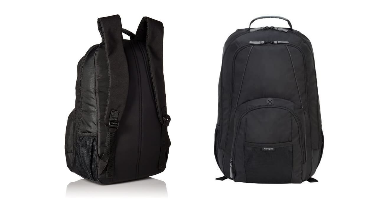 Targus Groove Professional Backpacks For Back Pain