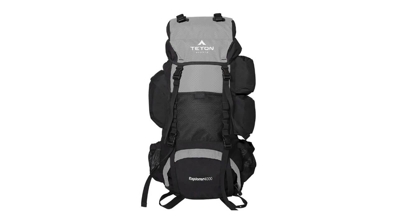 Teton Sports Explorer 4000 Best Survival Backpack