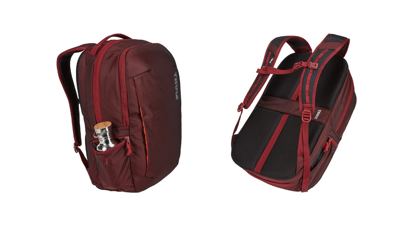 Thule Subterra Backpacks For Back Pain
