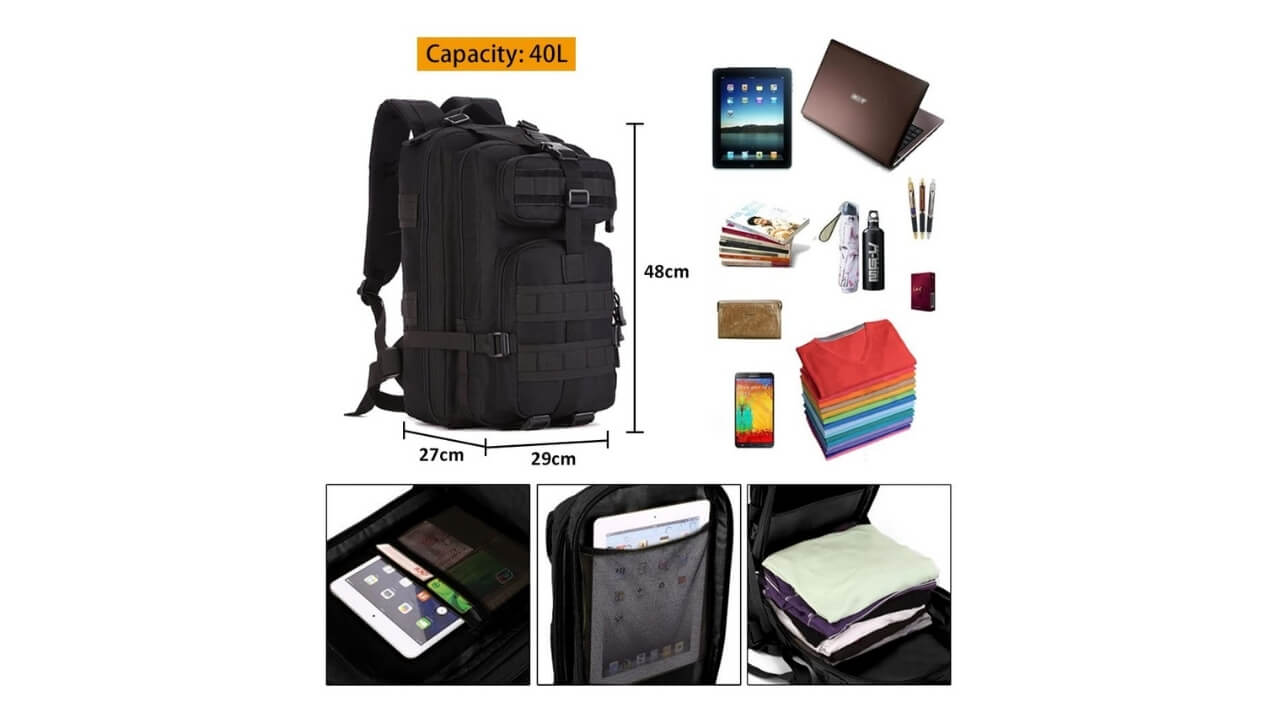 Zology Tactical Bag