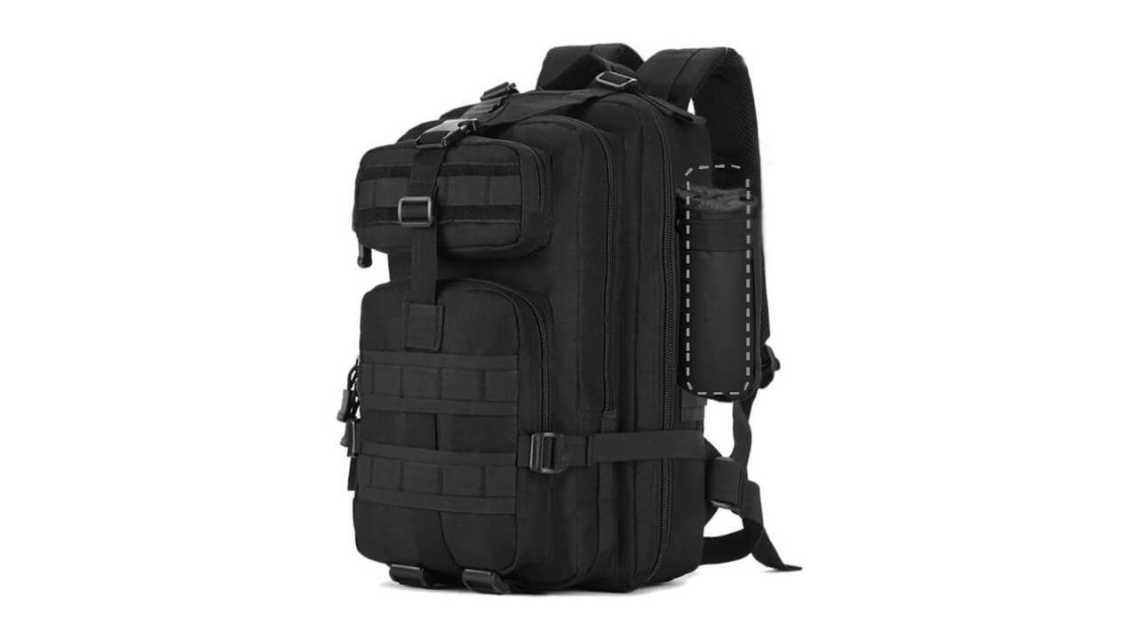 Zology Tactical Best Bug Out Bag