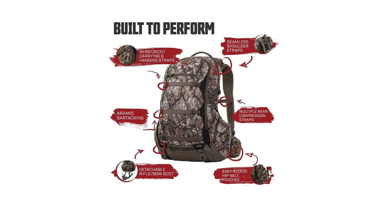 Badlands Diablo Dos Hunting Backpack