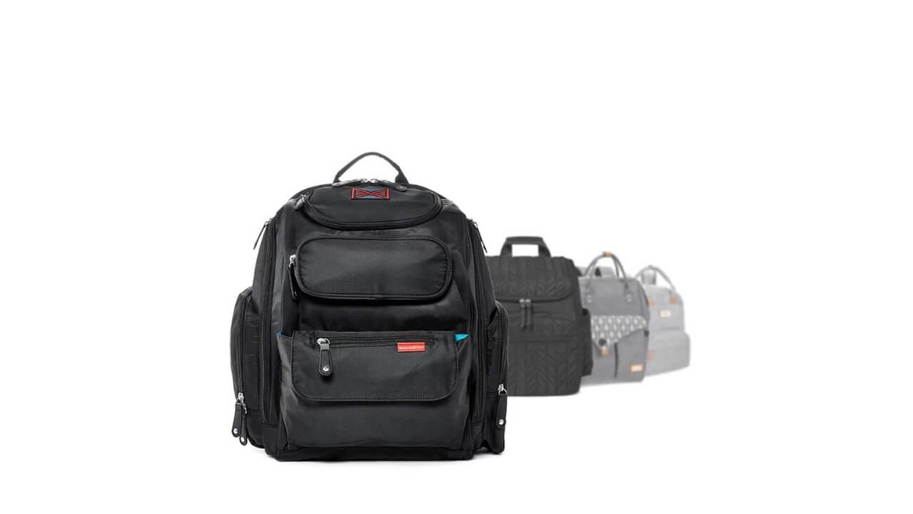 Bag Nation Diaper Bag For Twins