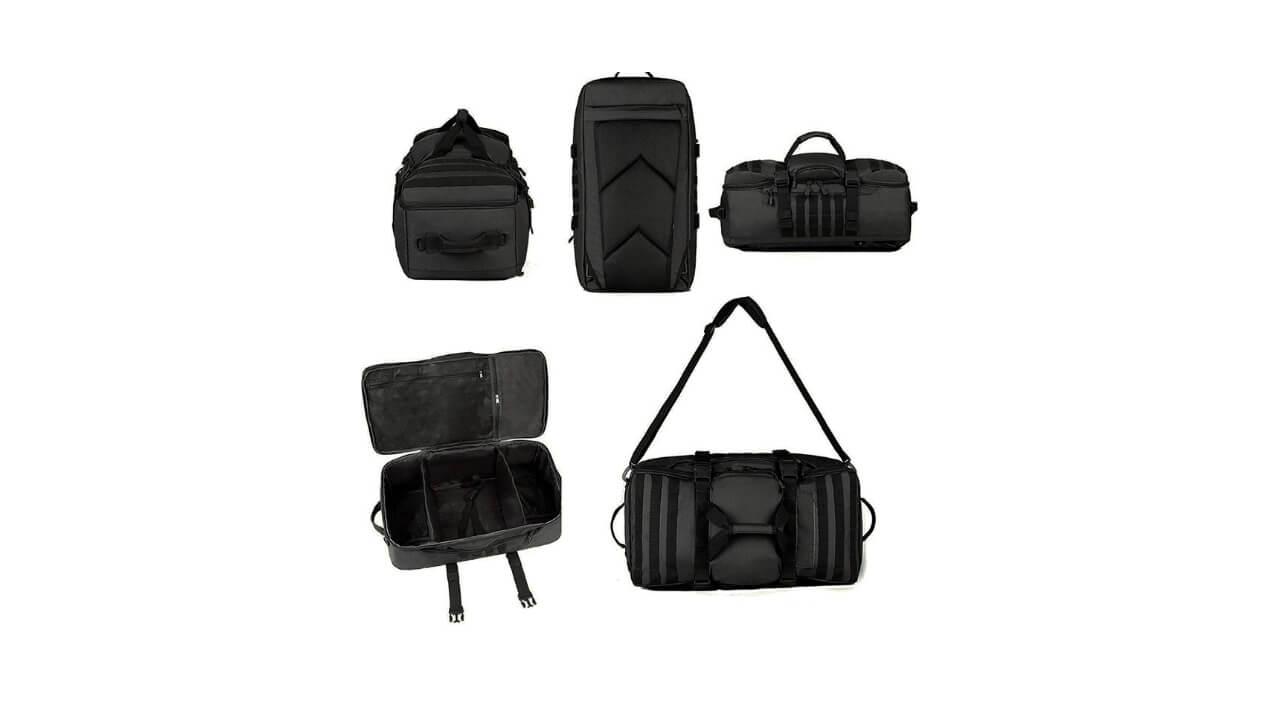 Baigio Tactical Duffle Bag