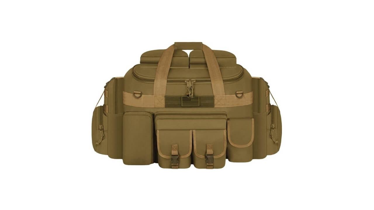 East West Best Tactical Duffle Bag