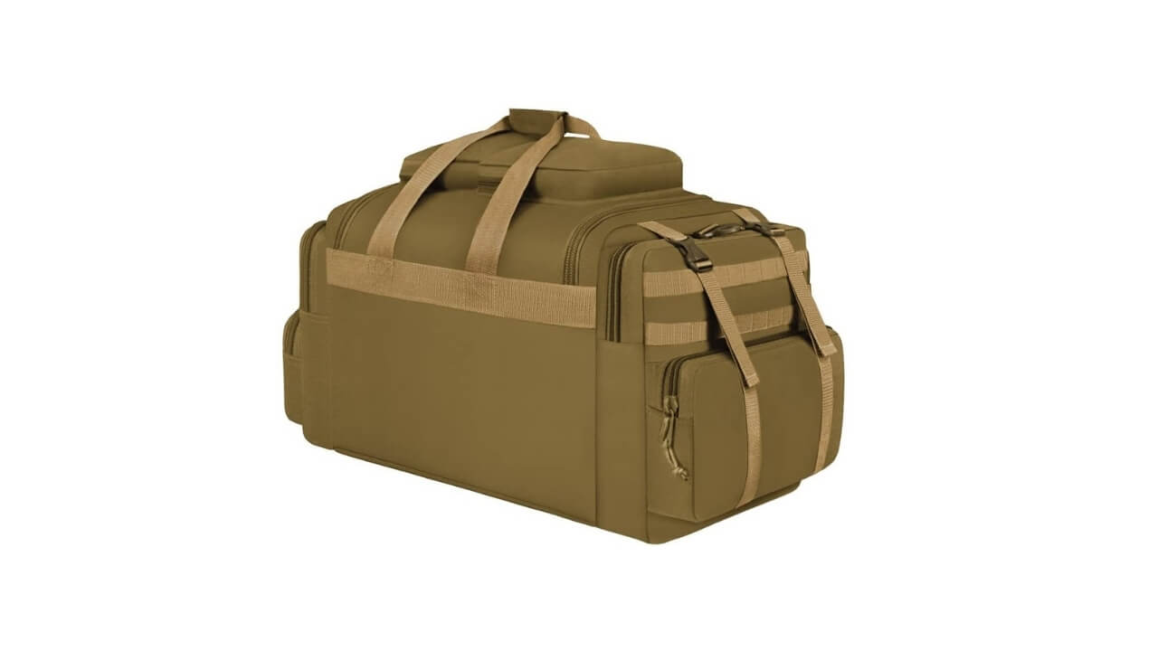 East West Tactical Duffle Bag