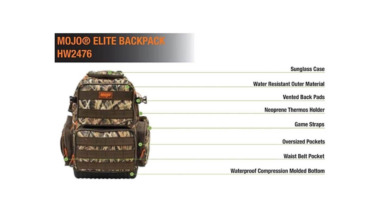 MOJO Elite Series Backpack