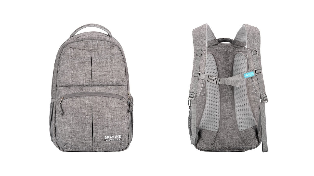 Mozone Backpack For Medical School